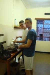 Spartanisches Kochen