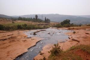 Landschaft Muleba