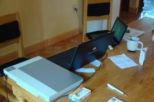 Büroarbeit
