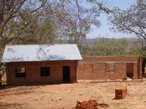Baufällige Schule