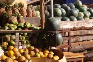 Früchtevielfalt Tansania