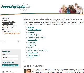 www.jugend-gruendet.de