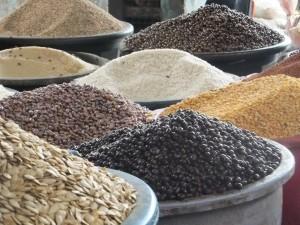 Markt in Tanga