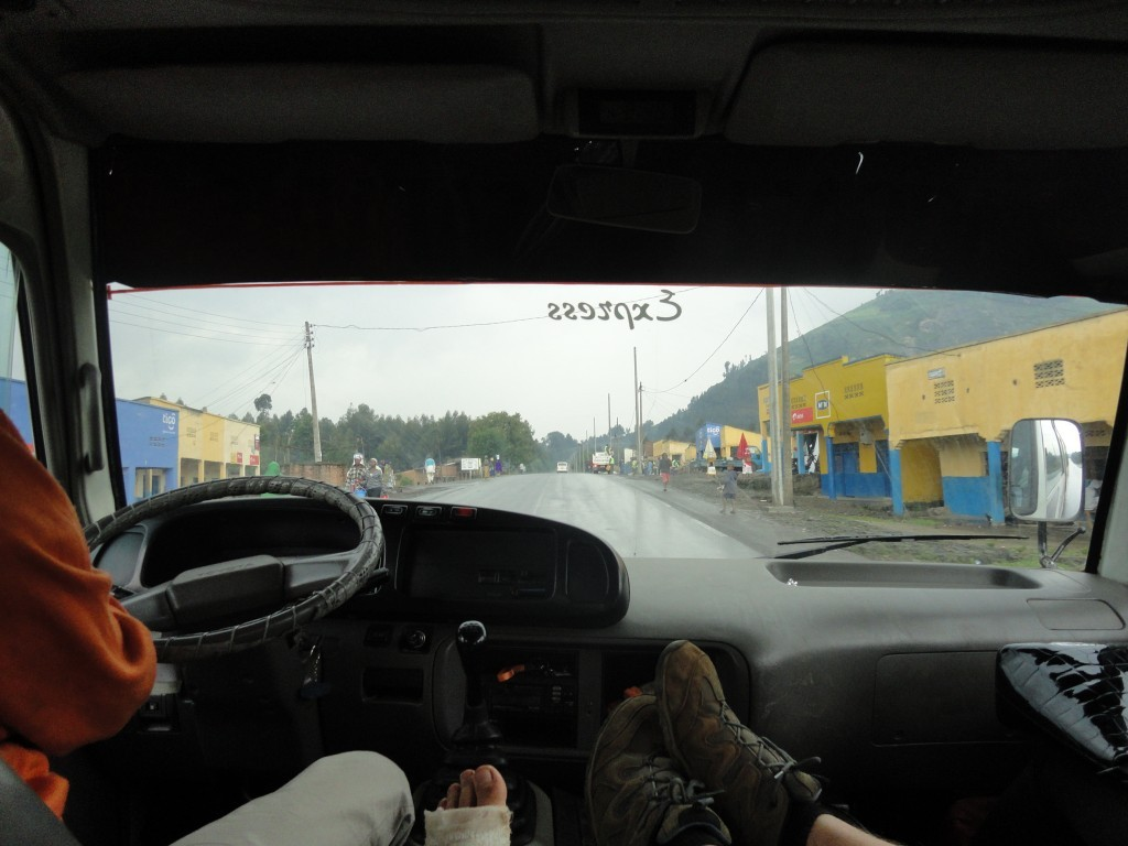 Luxuriöse Fahrt durch Ruanda