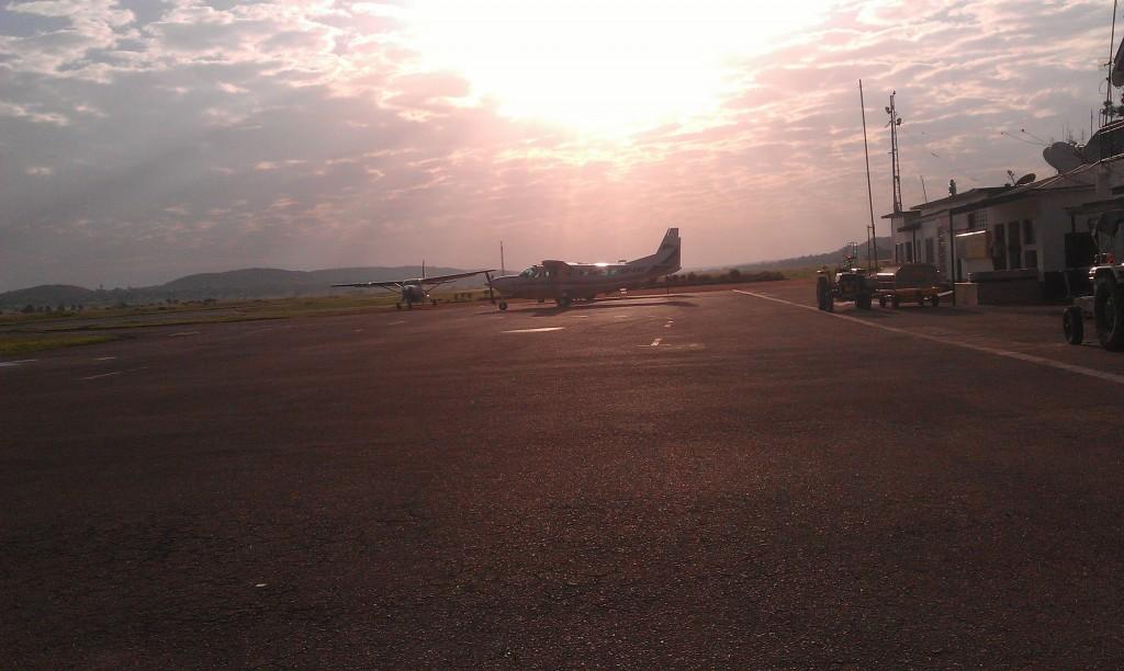 Flugplatz Mwanza