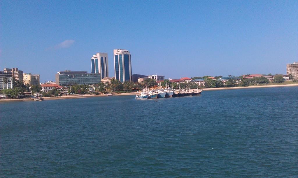Küste Dar es Salaam