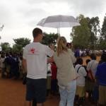 Besuch bei der Rulenge Primary School