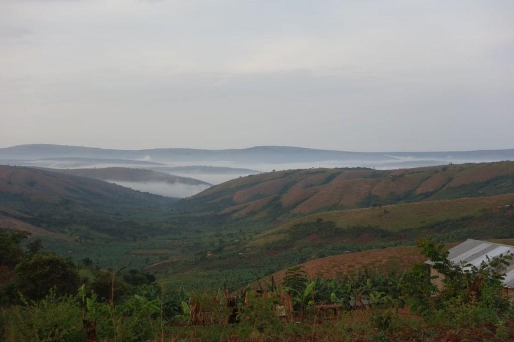 Landschaft Karagwe