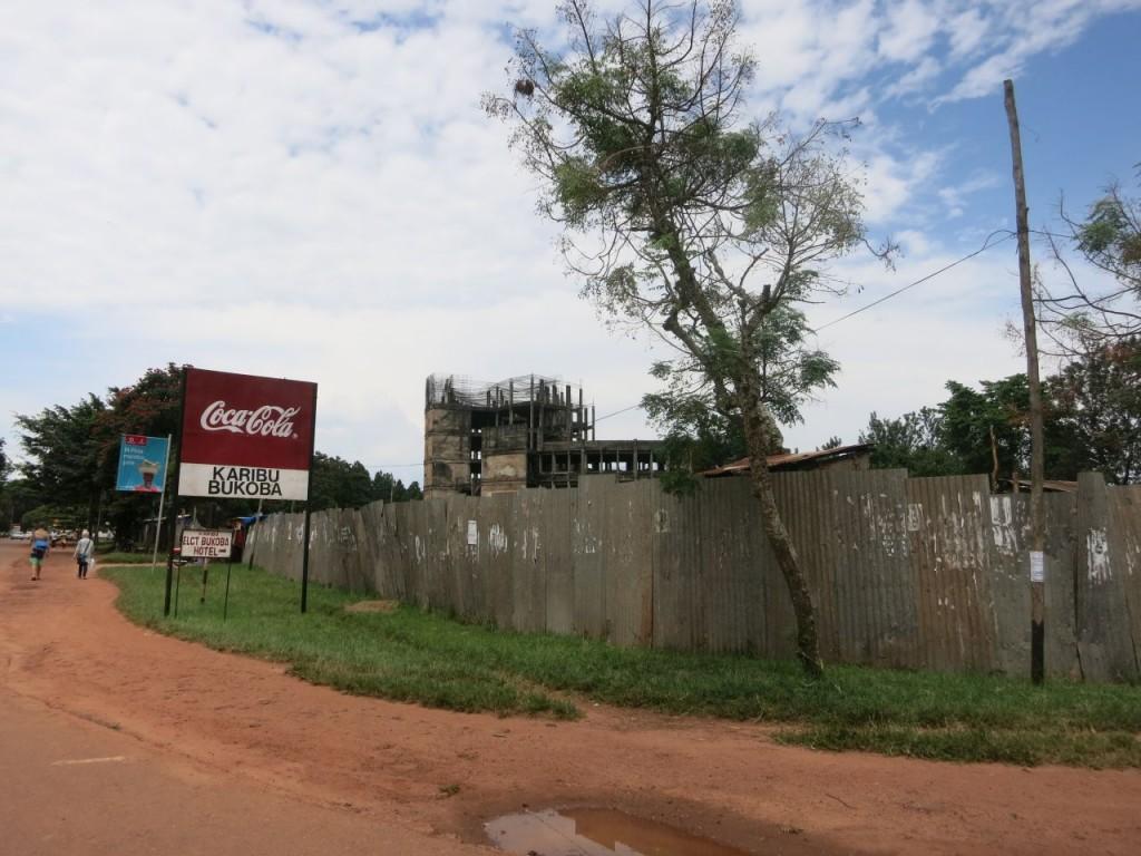 Bauruine Bukoba