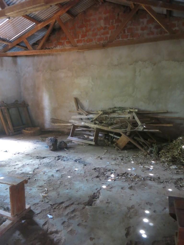 Zustände der Kyaibumba Primary School