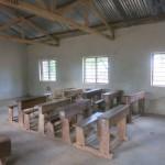 Klassenraum der Karwoshe Primary School