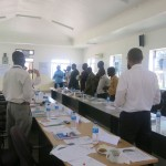Regional Evaluation Meeting