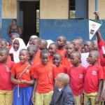 Besuch der Rwamishenye Primary School