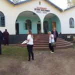 Umfunktioniertes District Gebäude