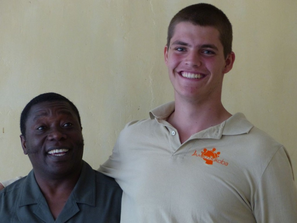 Besuch beim DED in Kyerwa