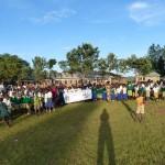 Schüler_innen der Karwoshe Primary School