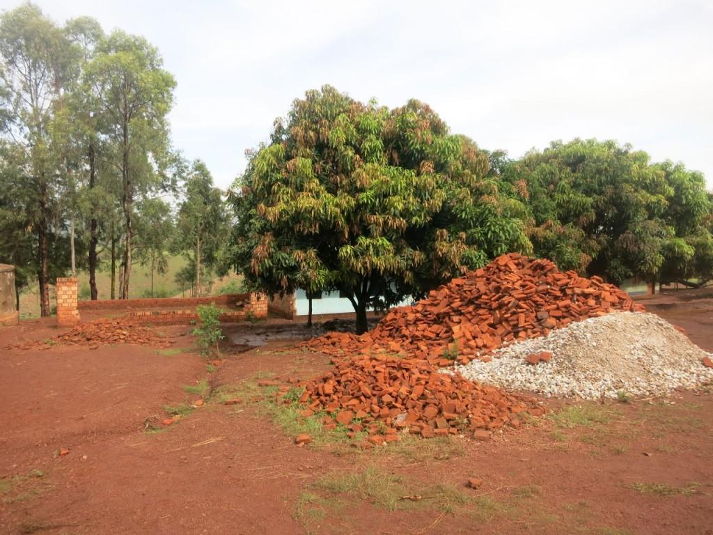 Contribution Karalo Primary School