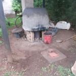 Verbrennungsofen der CaSa