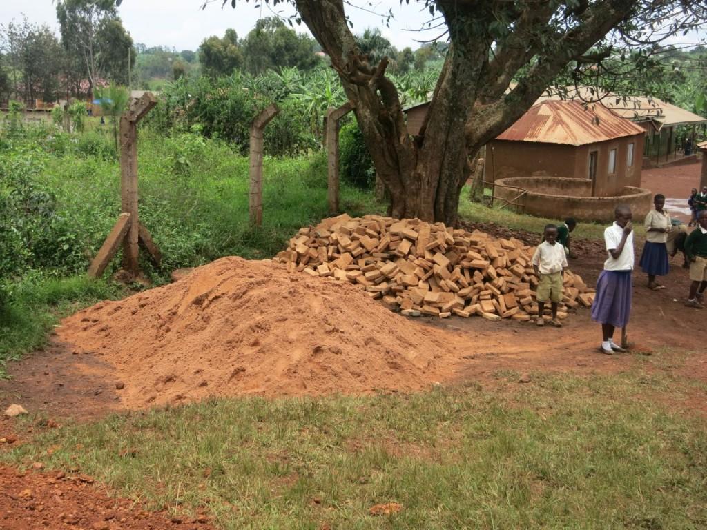 Contribution Bugene Primary School
