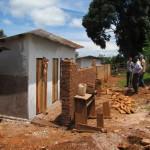 Bugene Primary School: Schultoiletten