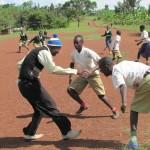 Spiele mit Sportlehrer William