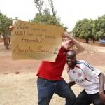 Sportlehrer William Mageza